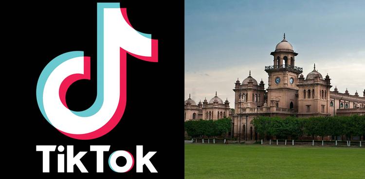 University administration orders students to delete TikTok accounts
