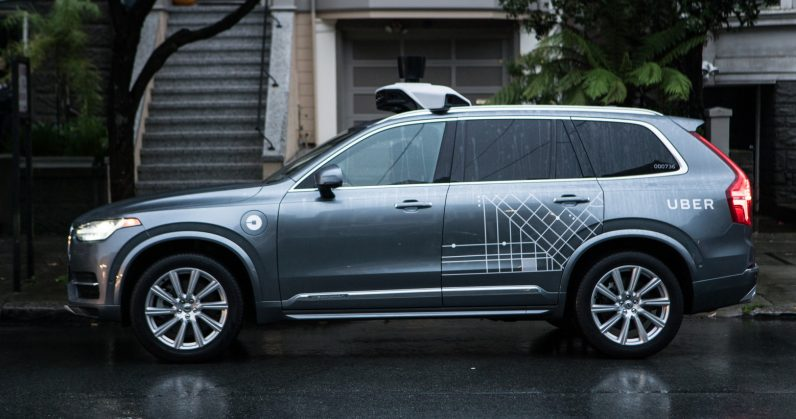 California allows Uber's self-driving cars to get back on its roads