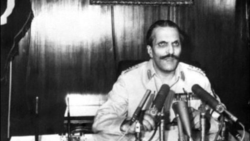 Former Pakistani army chief blames CIA for Ziaul Haq's plane crash
