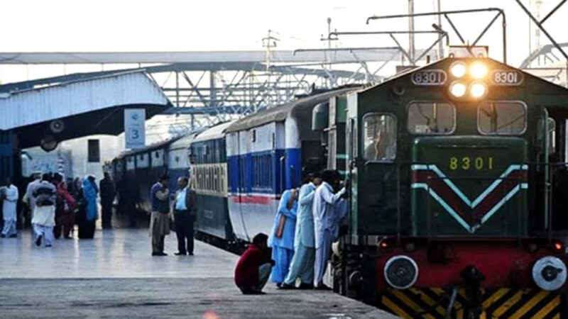 Pakistan Railways to launch new train between Lahore and Gujranwala