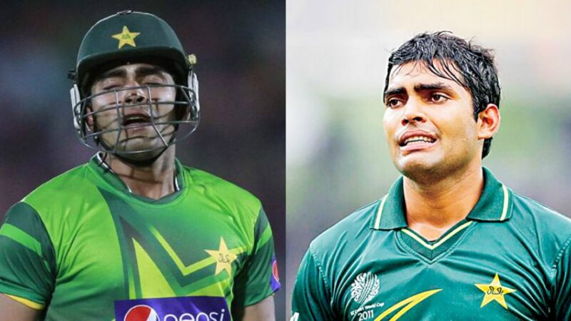 Umar Akmal banned from PSL 2020