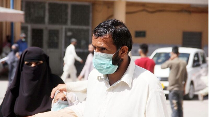Pakistan's 20th coronavirus case confirmed in Skardu