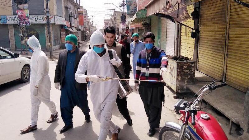 Punjab introduces law reinforcing coronavirus security measures