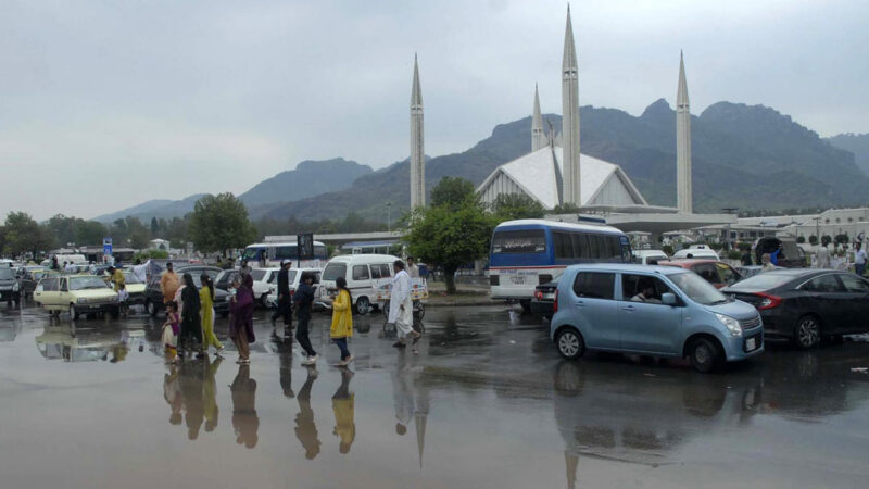 Authorities are supplying unsafe water to citizens of Islamabad