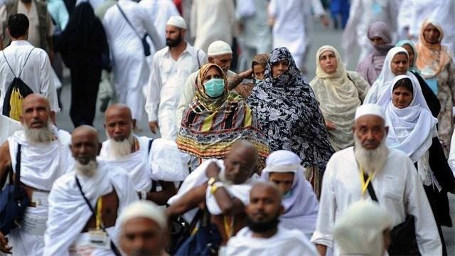 Pakistani Umrah pilgrims get four days to return home
