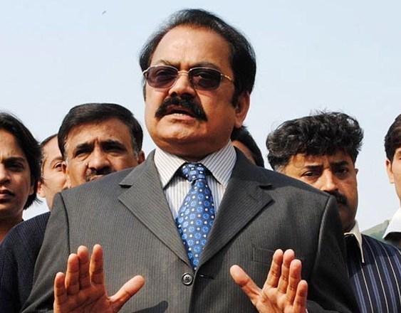 Nawaz Sharif to return after heart surgery, says Rana Sanaullah