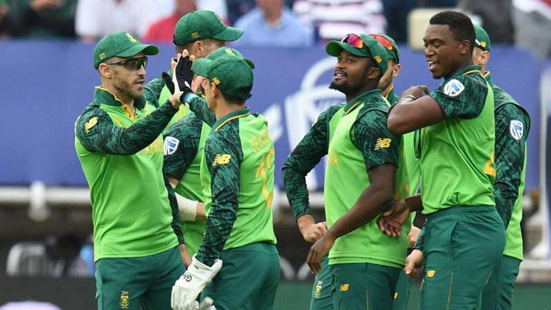 South African cricket team goes into self-isolation