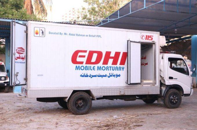 Edhi, Chhipa morgues shut down over fears of coronavirus spread