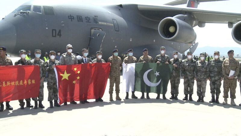 China sends team of doctors, medical aid to Pakistan