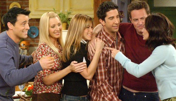 'Friends' stars record secret 90-minute special episode after reunion gets pushed