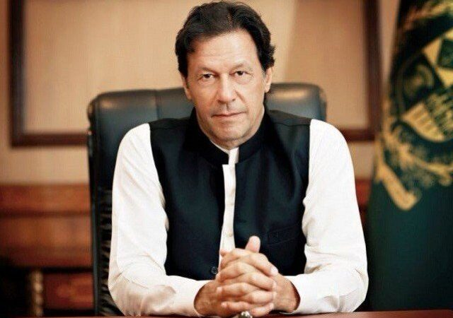 Nawaz's speech published in Indian newspaper proves PML-N promotes Indian agenda: PM Imran