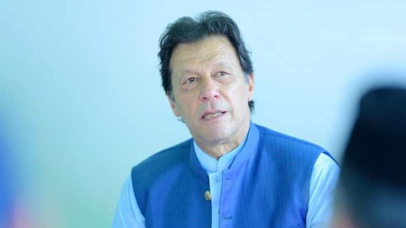 PM Imran Khan says country is facing great pressure from the US to recognize Israel