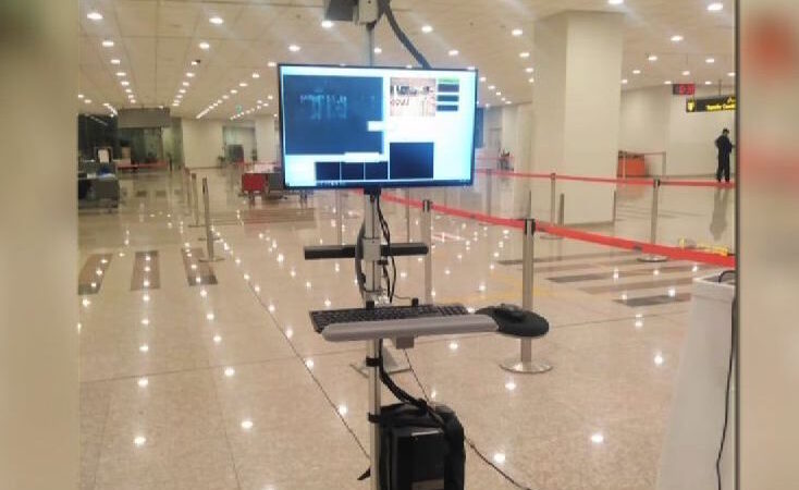 Karachi airport to install thermal scanners for domestic passengers