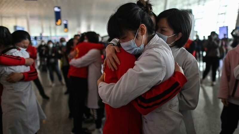 China's Jilin in partial lockdown over 'major risk' of coronavirus spread
