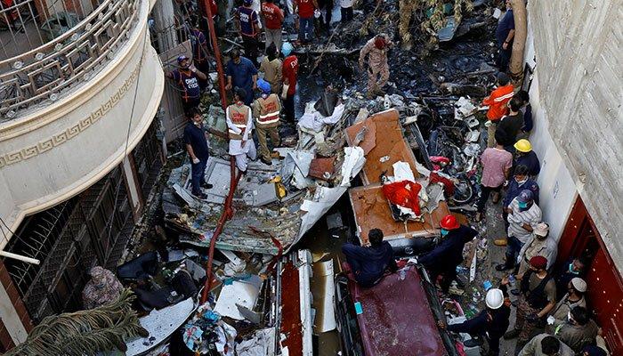 No survivors in PIA flight PK-8303 crash except 2