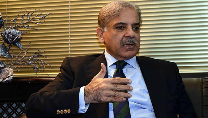 NAB summons Shehbaz Sharif for third time in money laundering case