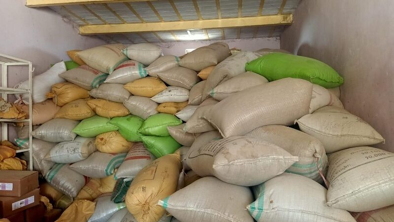 Punjab Food Authority seizes tonnes of hoarded wheat during crackdown