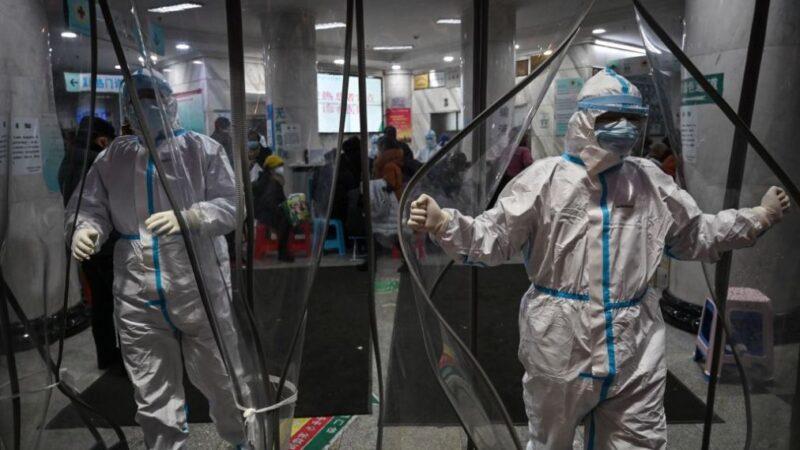 Coronavirus may never go away, warns WHO