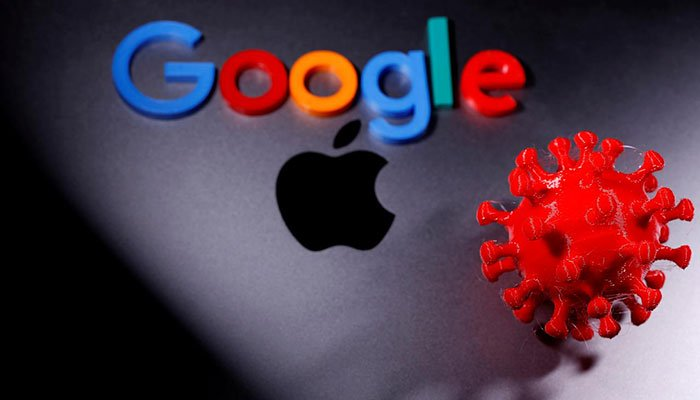 Apple, Google launch digital contact tracing system