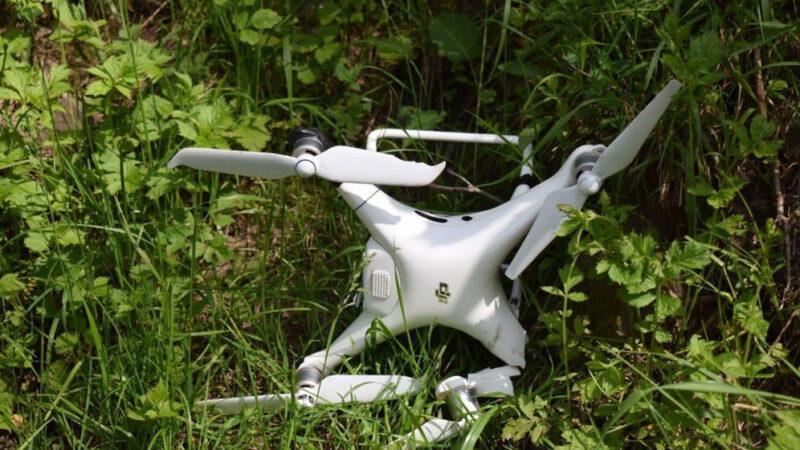 Pak Army Takes Down Indian Spy Drone in Azad Kashmir