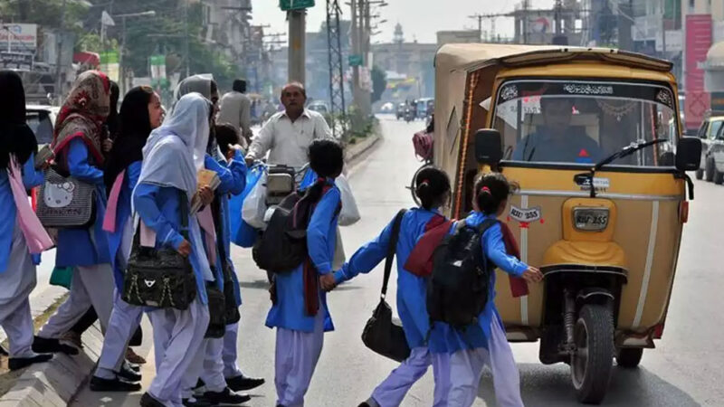 Middle schools to resume tomorrow in Punjab, KP and Balochistan