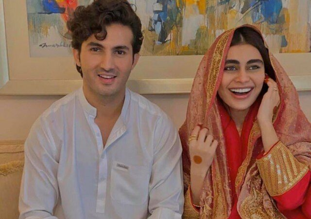 News of Sadaf and Shahroz nikkah starts a rife on social media