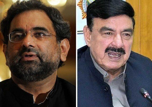 Shahid Khaqan Abbasi, Sheikh Rasheed test positive for COVID-19