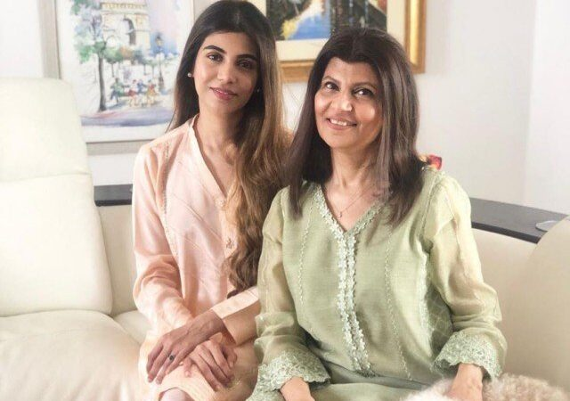 Actor Rubina Ashraf 'fine and recovering', clarifies daughter