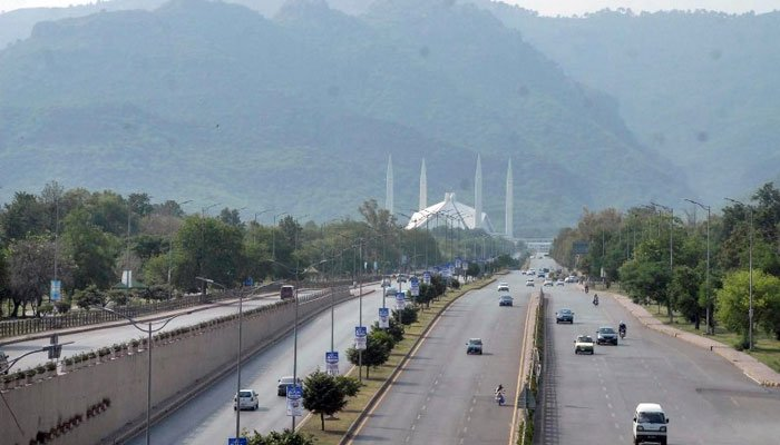 9 areas in Islamabad sealed after infection rates mount in the federal capital
