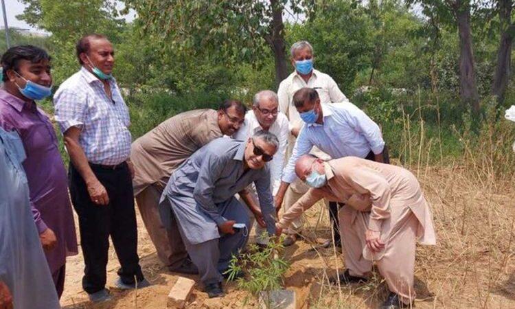 Work begins on first Hindu temple in Islamabad