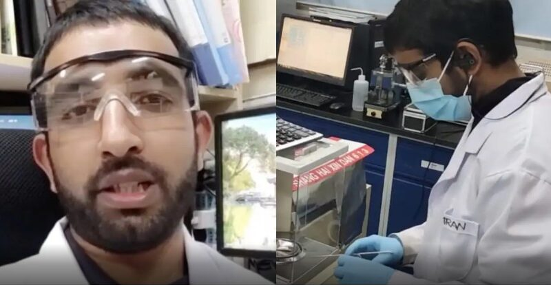 Pakistani PhD student creates battery that can be charged under two minutes