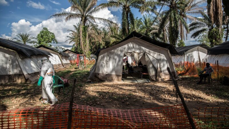 After Measles and Coronavirus, Congo hit by Ebola