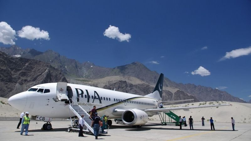 International body expresses concern over 'serious lapse' by PIA and CAA