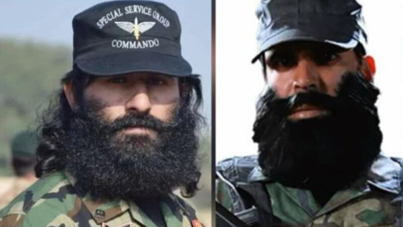 Famous PlayStation game, Call of Duty, recognizes Pakistan's SSG Commandos