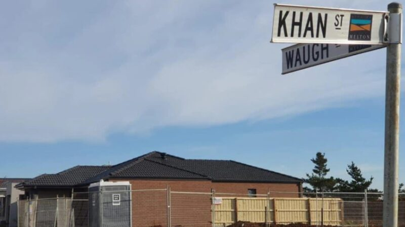 Town is Australia names street after legendary Pakistani cricketers