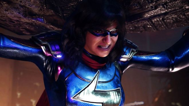 Superhero of Pakistani heritage, Ms Marvel joins video game with Avengers