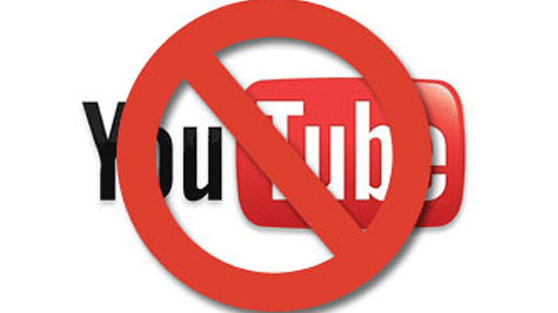 Actors, politicians alike denounce the idea of another YouTube ban