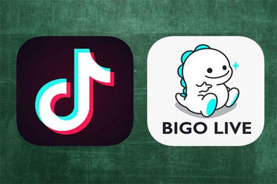 PTA bans live streaming app Bigo, issues final warning to TikTok over obscene content