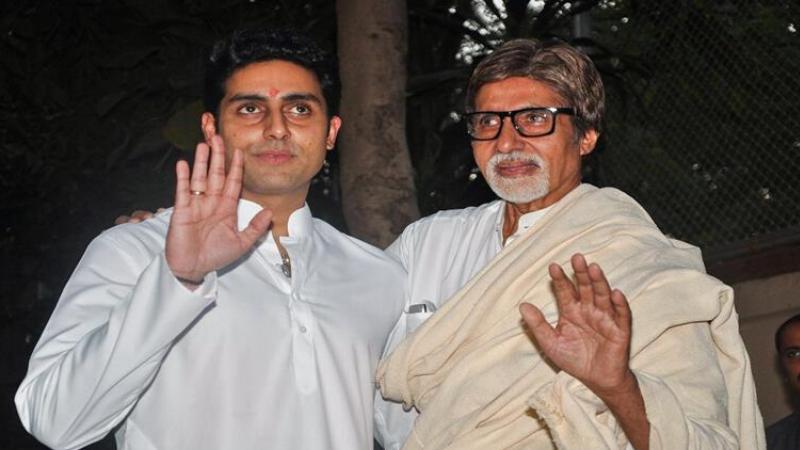 Bollywood megastar Amitabh Bachchan tests positive for COVID-19