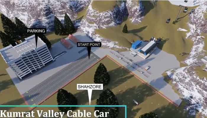 KP to launch longest and highest cable car project in the world at Kumrat Valley
