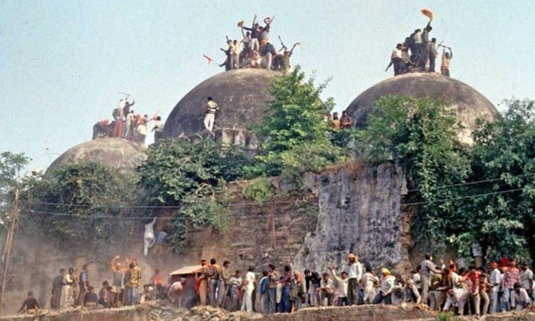 Modi to lay foundation of Ayodhya temple at Babri Masjid site on Aug 5