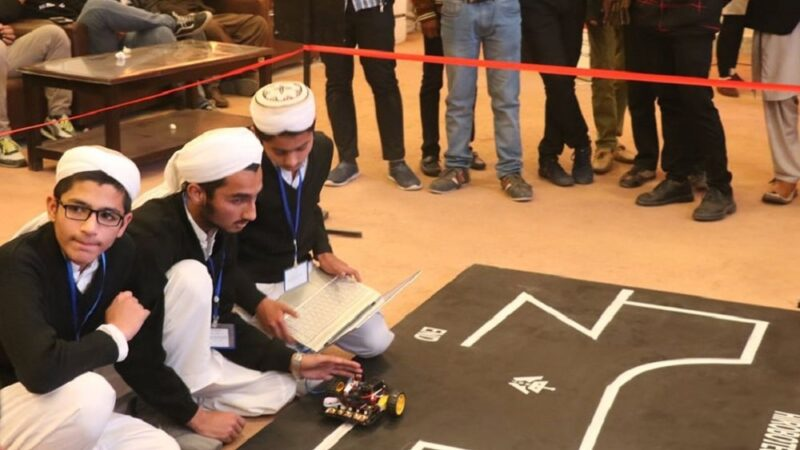 Madrassa students qualify for finals of Turkey's biggest tech competition