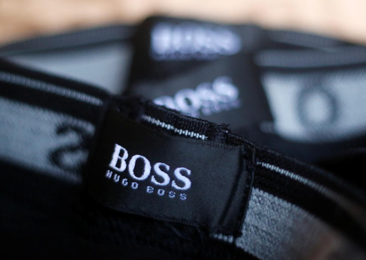 German fashion house Hugo Boss places first sportswear order in Pakistan