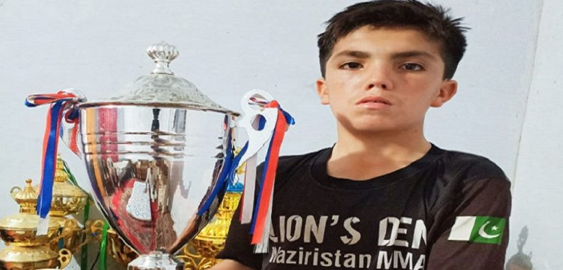 South Waziristan boy breaks Guinness World Record for most Helicopter Spins