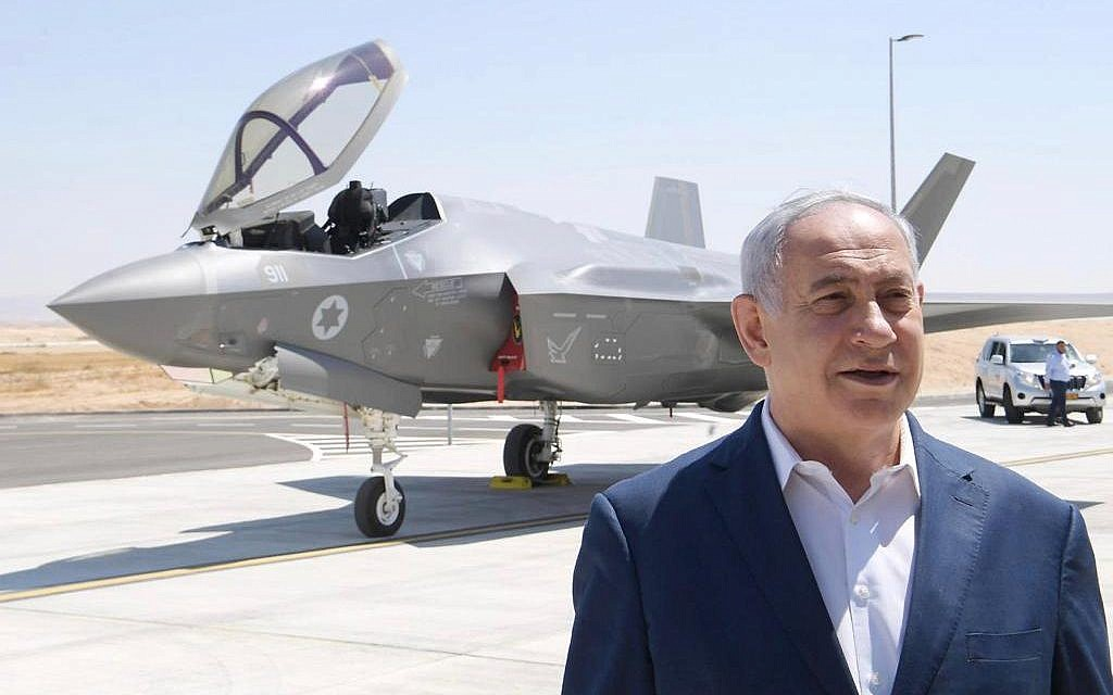 Israel shocked at reports of UAE getting F-35 jets from USA in side agreement