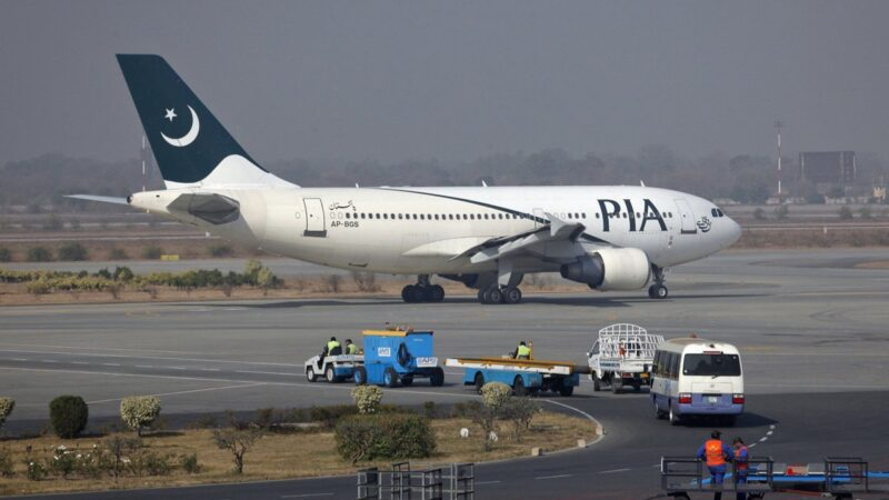 PIA to confiscate passports of crew to control slipping away of staff in foreign countries