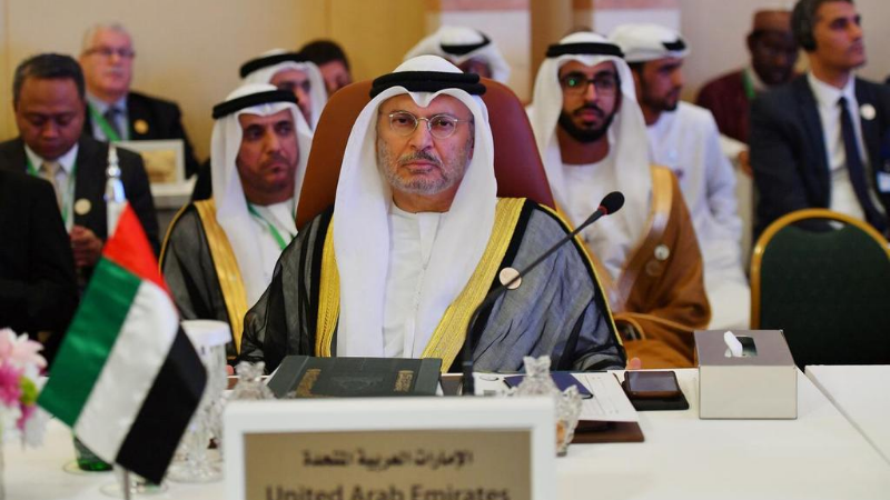 UAE minister says UAE-Israel agreement is a 'sovereign decision' not directed at Iran