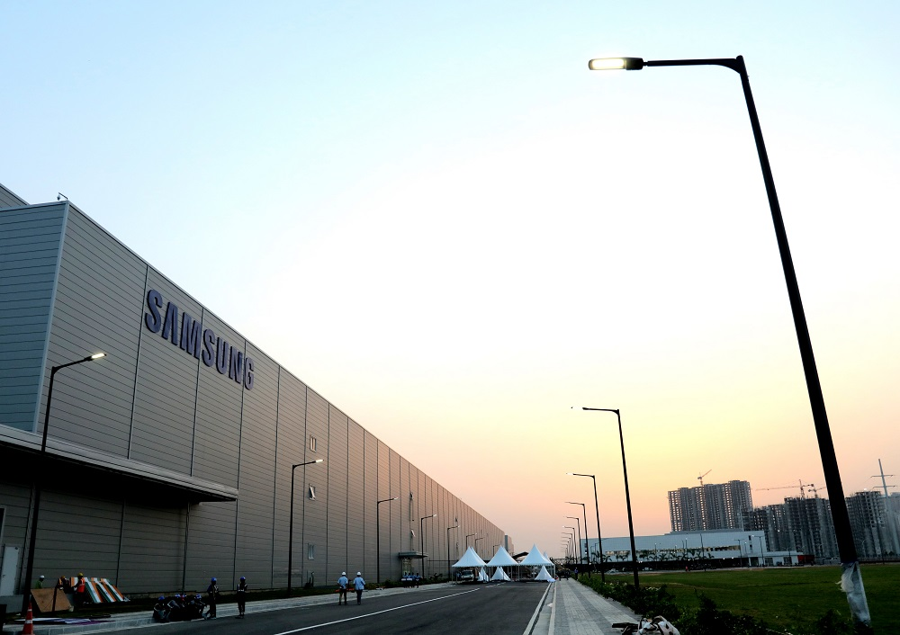 Samsung considers setting up assembly plant in Pakistan