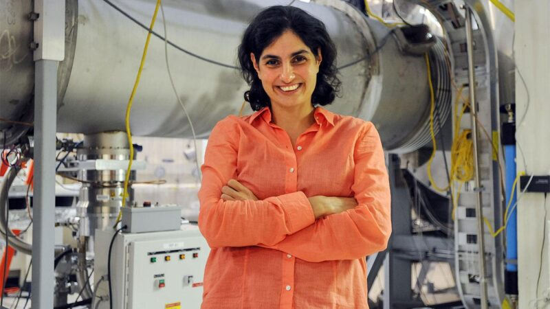 Pakistan-born astrophysicist becomes first woman dean at MIT's School of Science