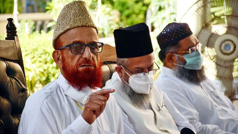 "Mufti Muneeb calls chemical castration for rapists ""un-Islamic"""